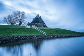 Kirche auf Hallig Hooge_20171023_9215