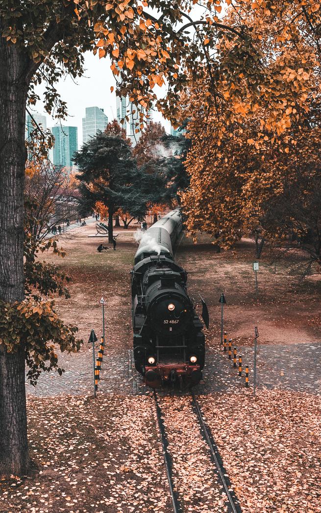 Die Historische Eisenbahn geht auf Reisen.